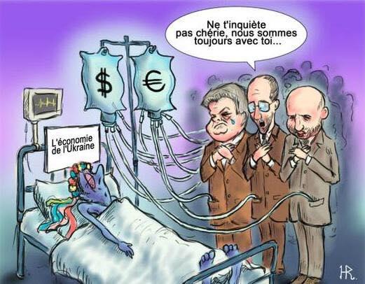 Украине на реформы выделено грантов на 3,3 млрд долларов, но в обществе до сих пор не обсуждается, насколько эффективно они используются, - экономист - Цензор.НЕТ 9464