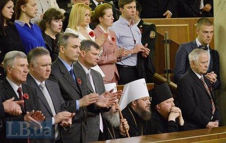 На Майдане почтили память погибших под Авдеевкой бойцов - Цензор.НЕТ 7114